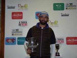 Vencedor da Taça Acácio Proença